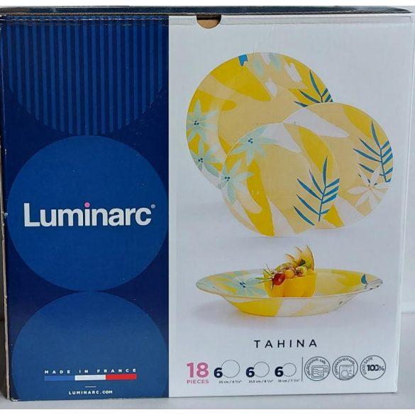 Luminarc Tahina 18 részes étkészlet