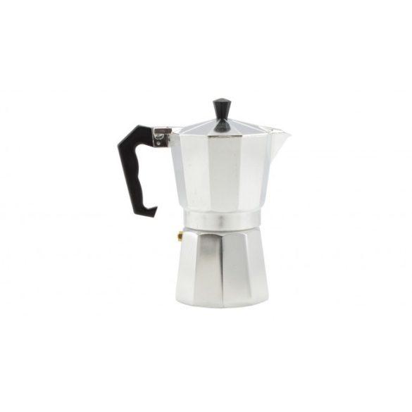 Kávéfőző kotyogós alumínium 6 személyes