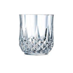 Eclat Long champ kristály whiskys pohár készlet 6*32 cl