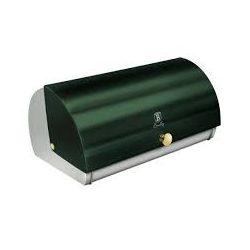 Berlinger Haus Emerald Collection kenyértartó doboz metál külső bevonattal, smaragdzöld  38,5*28*18,5 cm  BH-6267