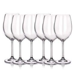 Boros talpas üveg pohár szett 6*3,5 dl