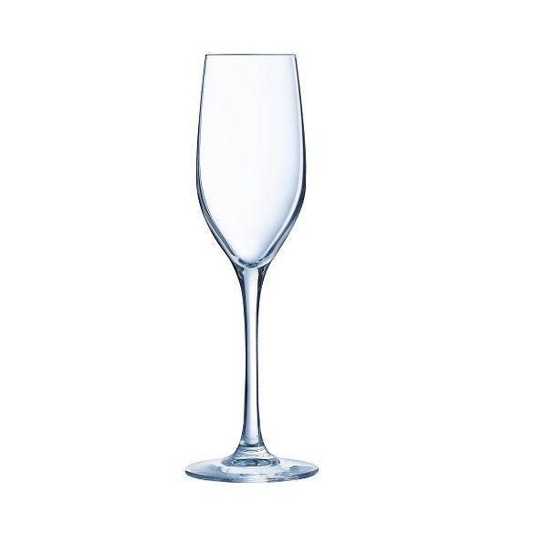 Chef & Sommelier SEQUENCE FLUTE pezsgős pohár 17 cl,  6 db