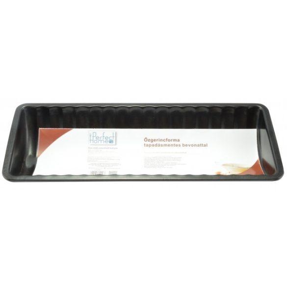 Őzgerinc sütőforma 31*12 cm tapadásmentes bevonattal, Perfect Home