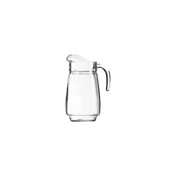 Tivoli Jégfogós üveg kancsó 2,3 literes