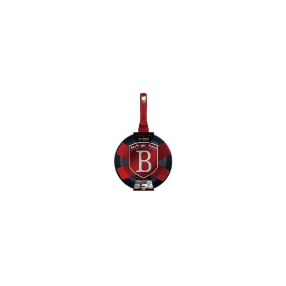 Berlinger Haus Burgundy Metallic Indukciós serpenyő 26 cm (BH-1832)