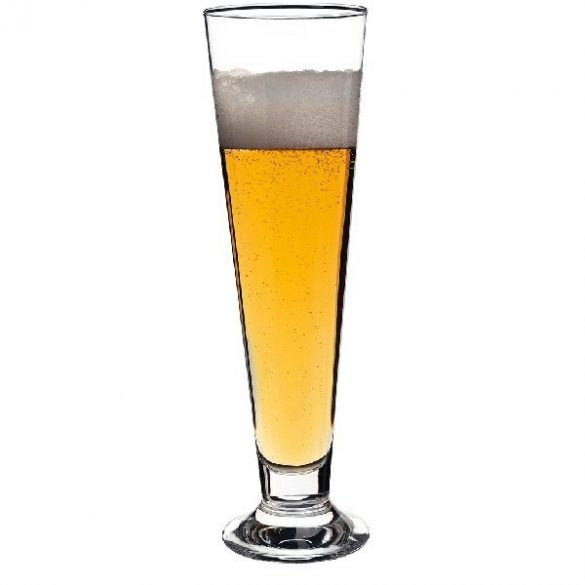 Palladio sörös pohár szett,  4 db,   0,3 l