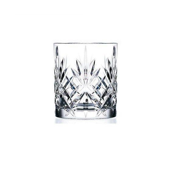 Melodia kristály whiskys pohár készlet 6*31 cl