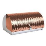 Berlinger Haus Shine Basalt Collection kenyértartó rozsdamentes acél kenyértartó, rose-gold  38,5*28*18,5 cm