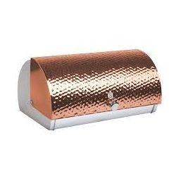 Berlinger Haus Shine Basalt Collection kenyértartó rozsdamentes acél kenyértartó, rose-gold  38,5*28*18,5 cm BH-6714