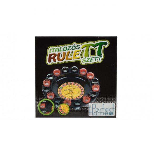Perfect home Rulett, italozós játék