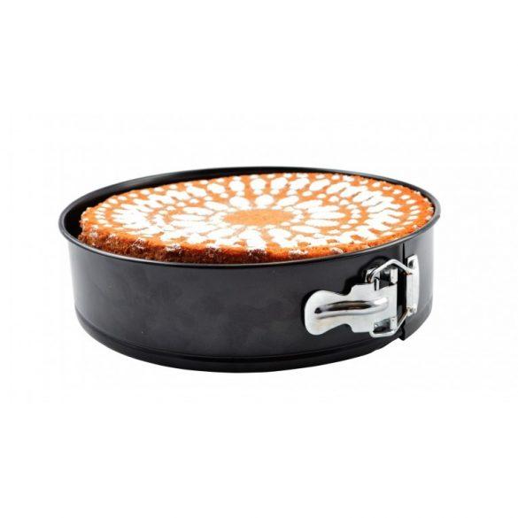 Tortaforma csatos 26*7  cm