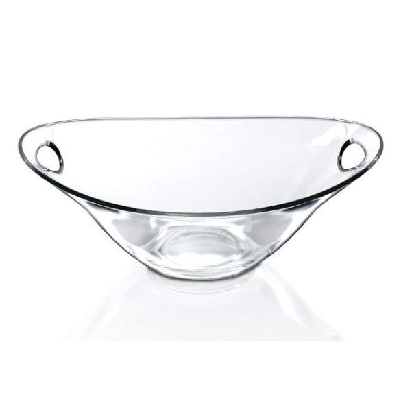 PRACTICA üveg salátás, kompótos tálka 12 cm LOSE