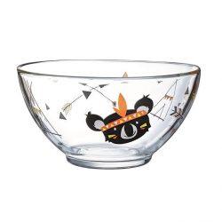KOTIPI hőálló üveg müzlis tál 50 cl