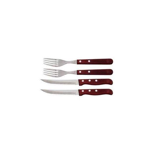 Blaumann 4 db-os kés-villa szett