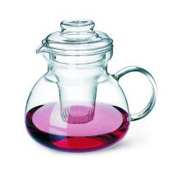 Simax Marta mikrózható teakanna üveg szűrővel  1,5 l