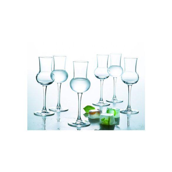 Luminarc pálinkás pohár készlet 6*9 cl