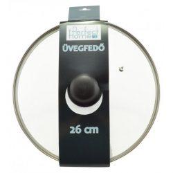 Üvegfedő, 26 cm