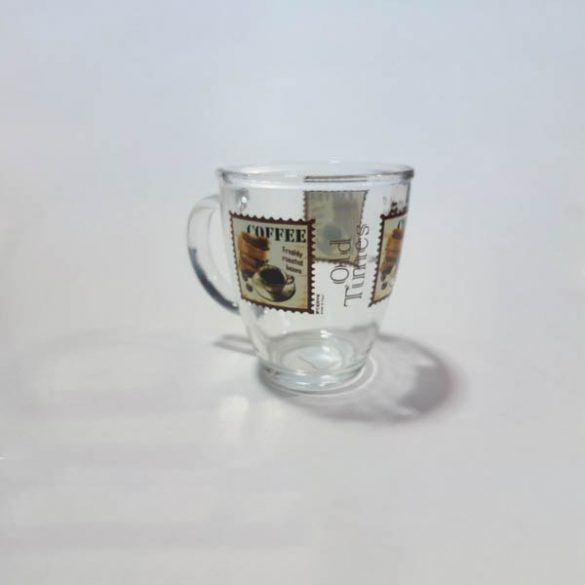 Bögre szett Old Times Coffee,  6 db,  38 cl