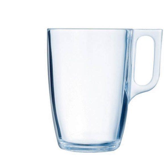 Bögre üveg szett Nuevo Lose,  6 db,   40 cl, 12 cm