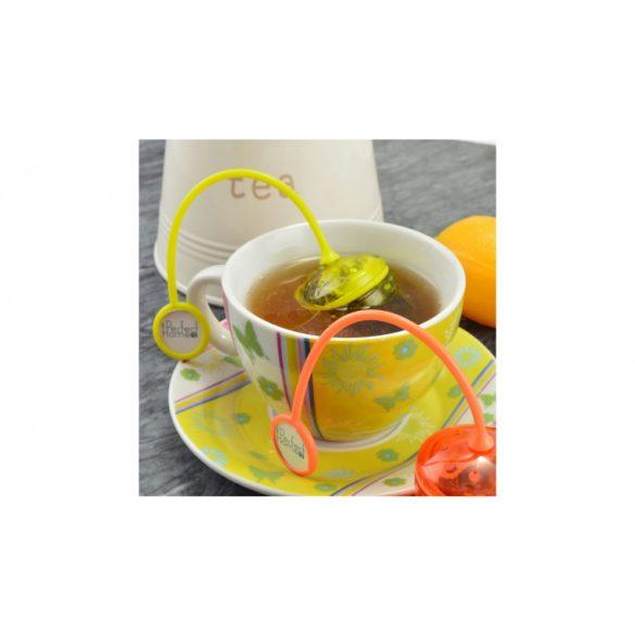 Teafilter tartó, teatojás műanyag