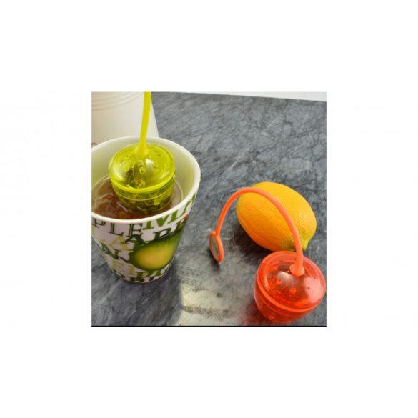 Perfect Home Teafilter tartó, teatojás műanyag