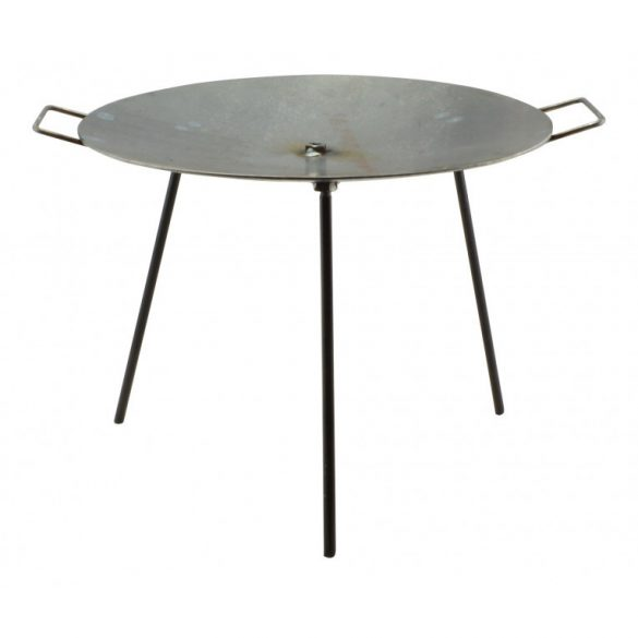 Vas grill tárcsa - boronatárcsa kétfunkciós 50 cm