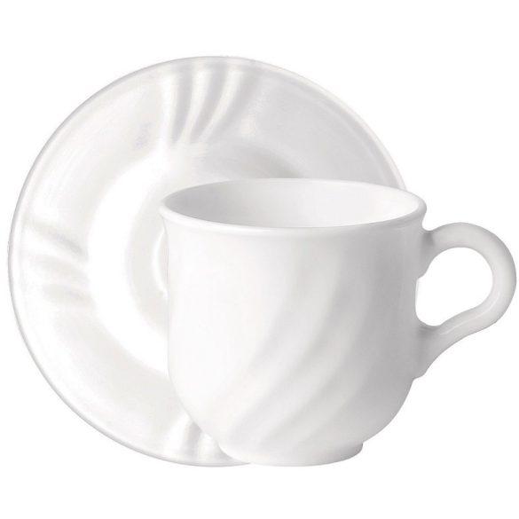 Ebro mokkás csésze készlet,  6 db,   10 cl