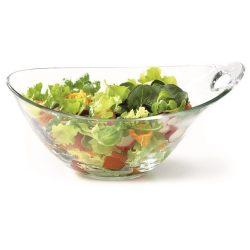 PRACTICA üveg salátás tál 25 cm LOSE