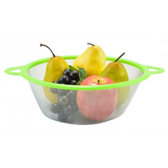 Gyümölcsmosó-szűrő, 24 cm