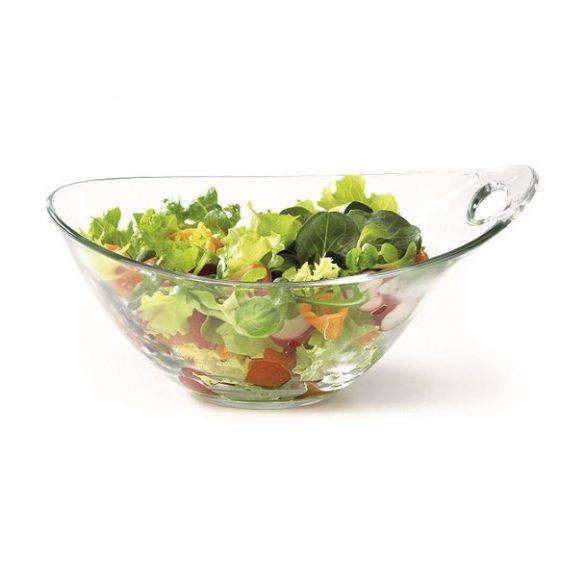 PRACTICA üveg salátás tál 18 cm LOSE