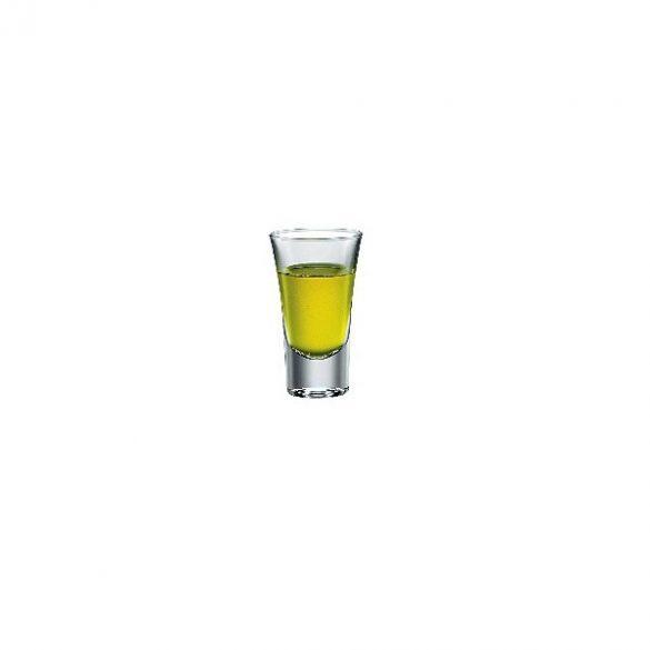 DUBLINO SHOT likőrös pohár 5,7 cl,  3 db
