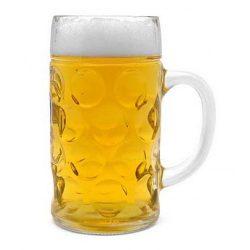 Don Extra sörös korsó szett, 2 db,    1 l