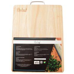 Perfect Home  Vágódeszka felakasztható 40x30x2 cm