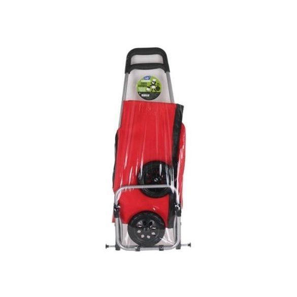 Thermo Bevásárlókocsi piros színben 95*35*30 cm