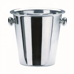BASIC rozsdamentes pezsgősvödör 21,5 cm