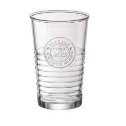 Officina Trans Lose 1825 üveg pohár szett,  4 db,    47,5 cl
