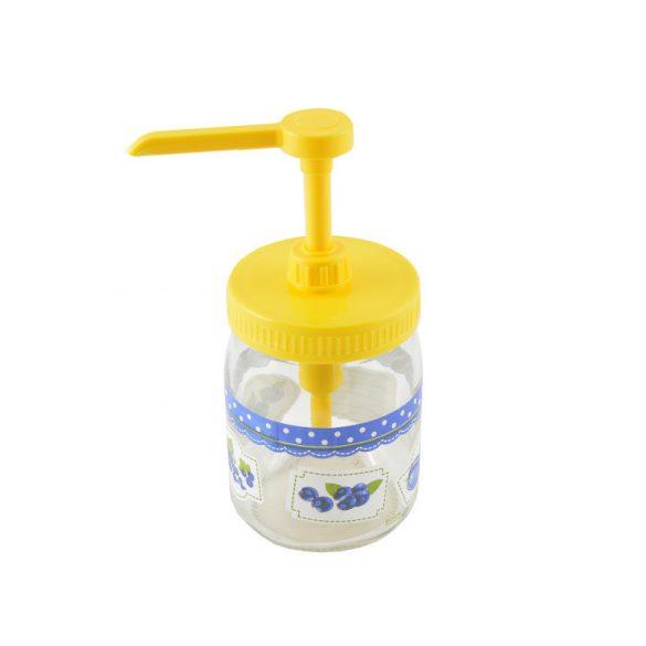 Mézpumpa (üveg nélkül)
