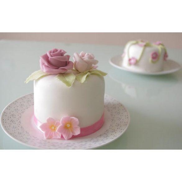 Tortaforma csatos 18,7*7,5 cm