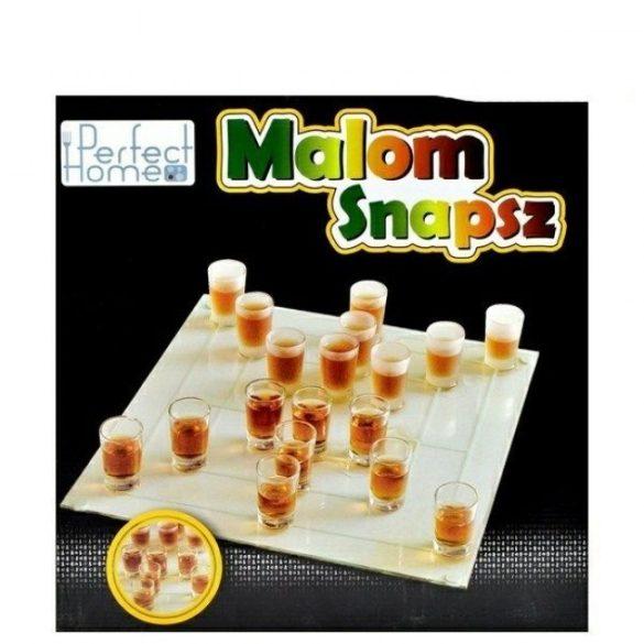 Malom, italozós játék
