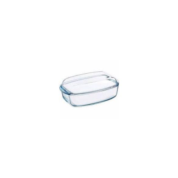 Pyrex 6,5 literes hőálló sütőtál, 4,5 l + 2 l