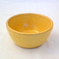 Cserép salátás tál 13 cm /peremes/ 0,45 literes
