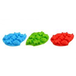 Szilikon sütőforma  lepke-katica formával 27,8*21*3 cm (1 db)