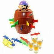 Részeg tengerész, italozós játék