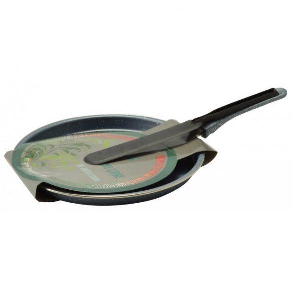 Iron line palacsintasütő tapadásmentes bevonattal 26 cm + spatula, Perfect Home