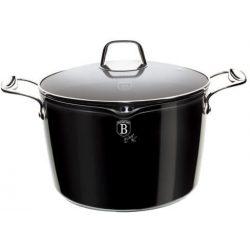 Berlinger Haus Black Royal Collection 6 Literes Tészta és rizs főző edény fedővel, 24*15,7 cm
