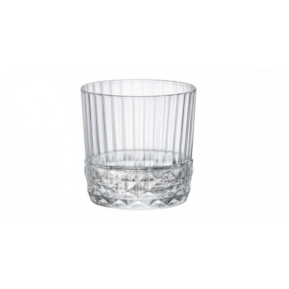 Bormioli Rocco whiskys pohár készlet 6*30 cl